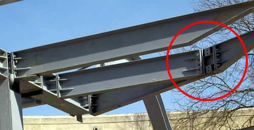 steel joint