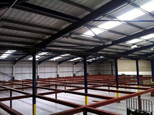 Commercial Steel Buildings By Bubear And Jones