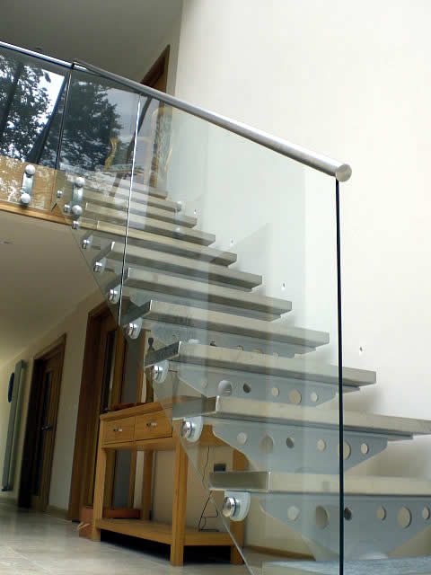 Outside Stairs Railing