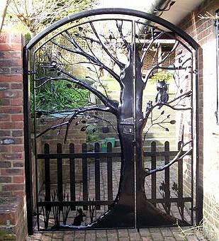 Residential Sliding Gate Designs Joy Studio Design